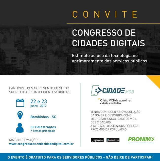 Convite Digital_Redes Sociais