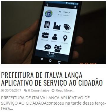 CidadeMob, da GOVBR, recebe destaque na imprensa do estado do Rio de Janeiro!