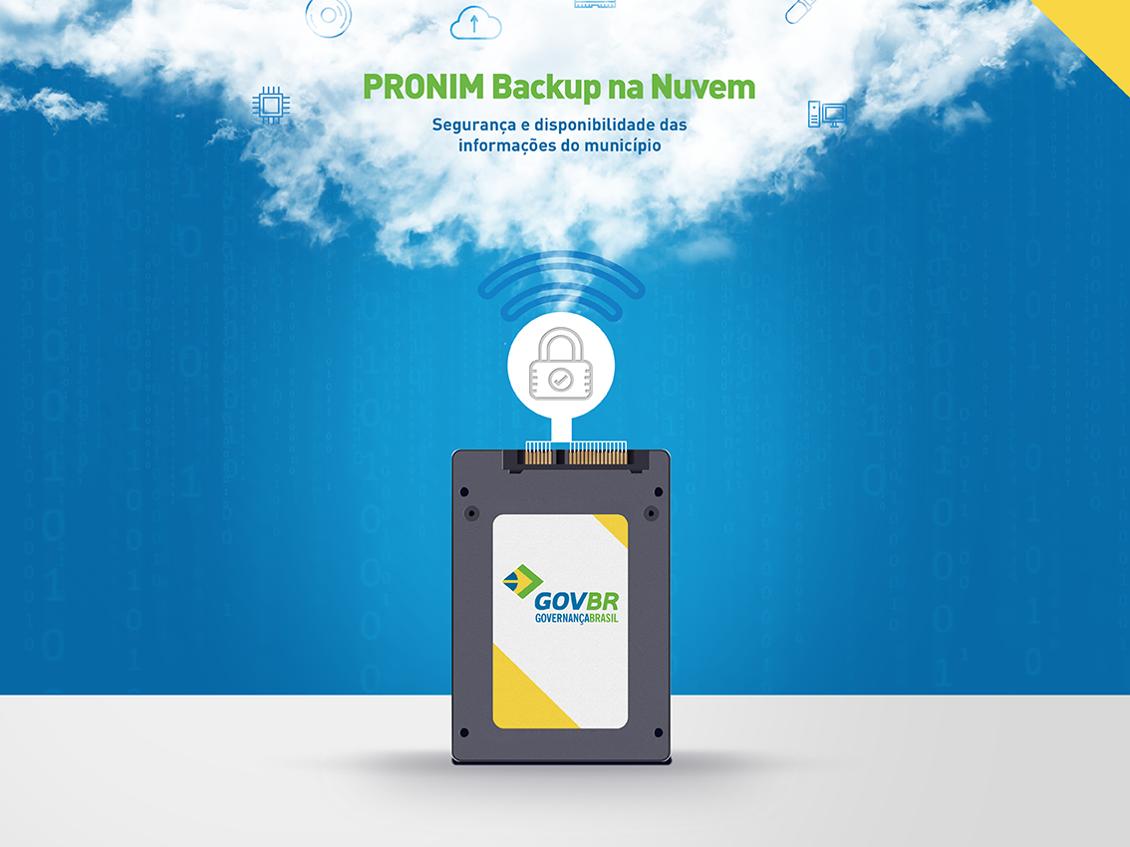 Case de sucesso: GOVBR garantindo a segurança e integridade de dados com o  PRONIM Backup na cidade de Palmital/SP!