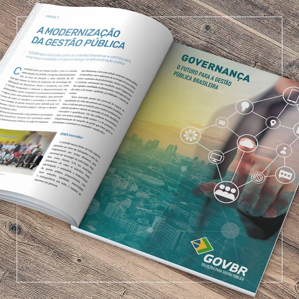 Somos destaque na Revista Empresário! Confira: